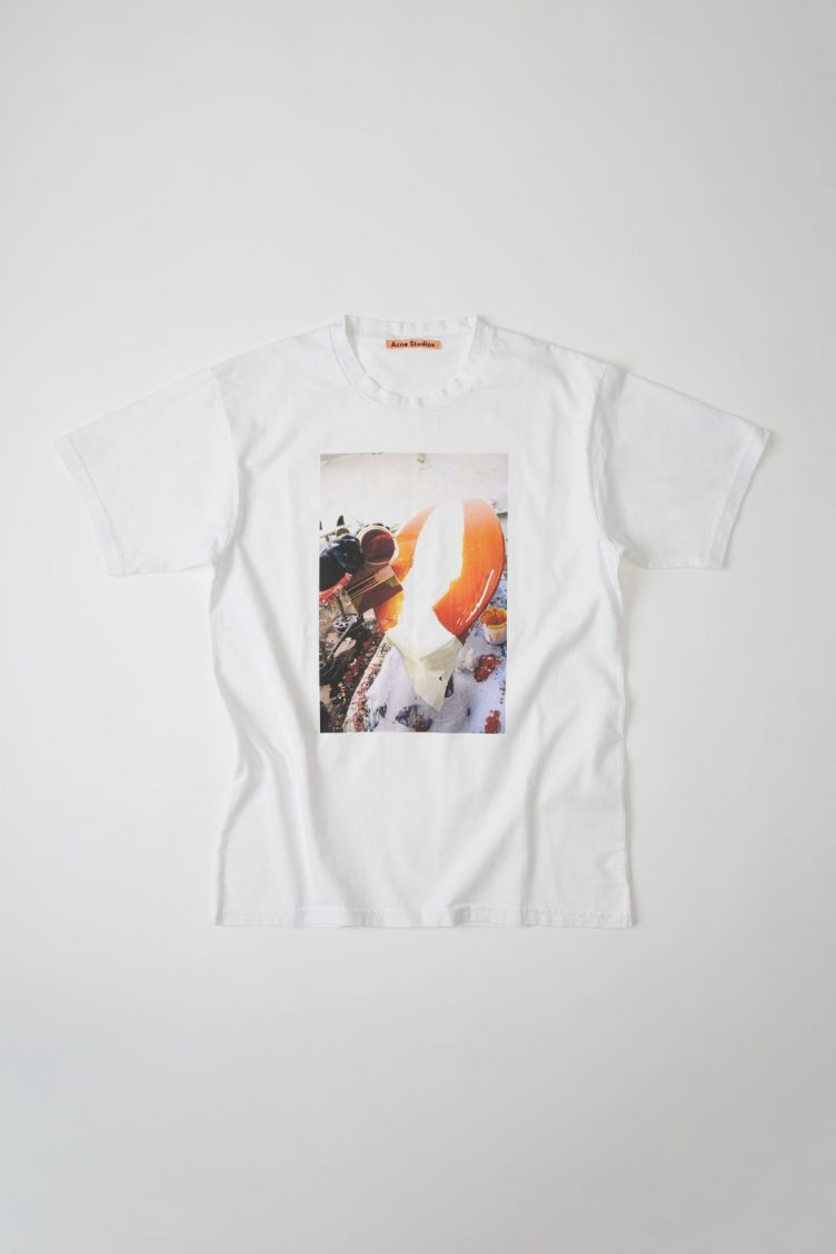 Acne Studios Special Edition T-shirts White