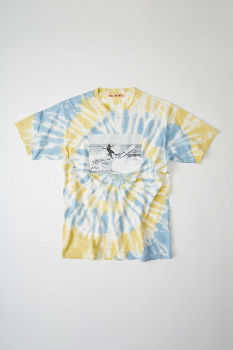Acne Studios Special Edition T-shirts Yellow