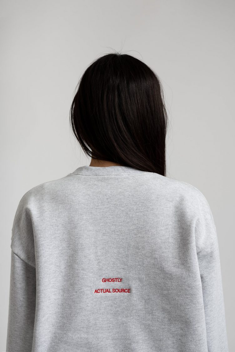 Anniversary Crew Neck - Actual Source × Ghostly 004