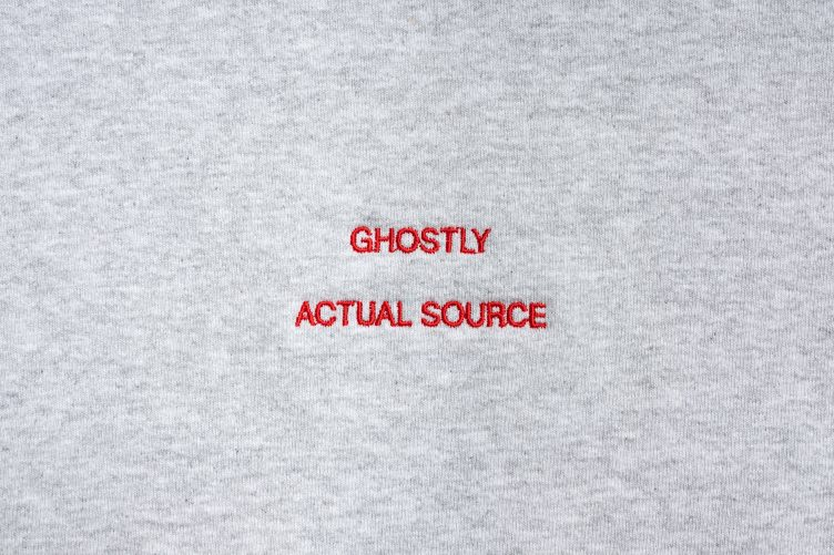 Anniversary Crew Neck - Actual Source × Ghostly 013