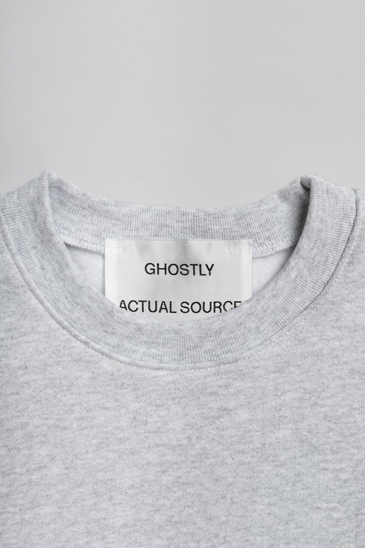 Anniversary Crew Neck - Actual Source × Ghostly 014