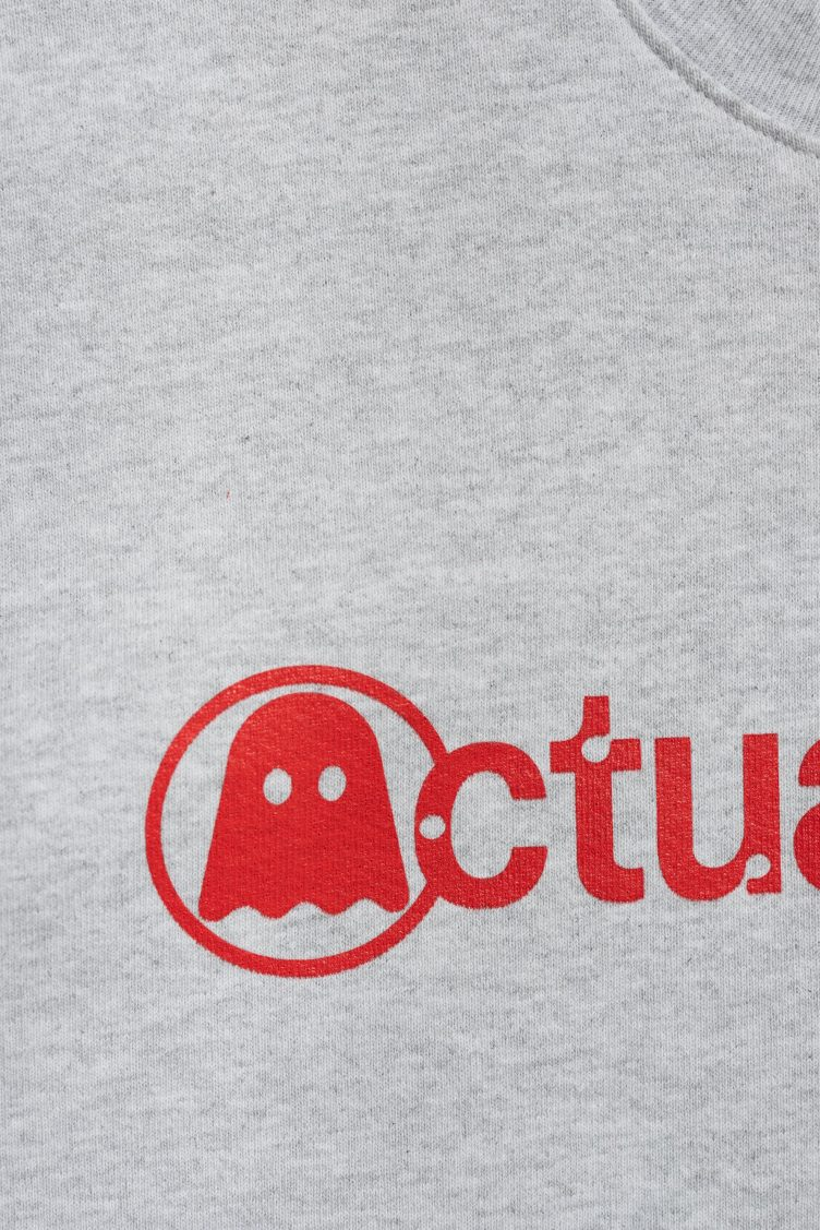 Anniversary Crew Neck - Actual Source × Ghostly 015