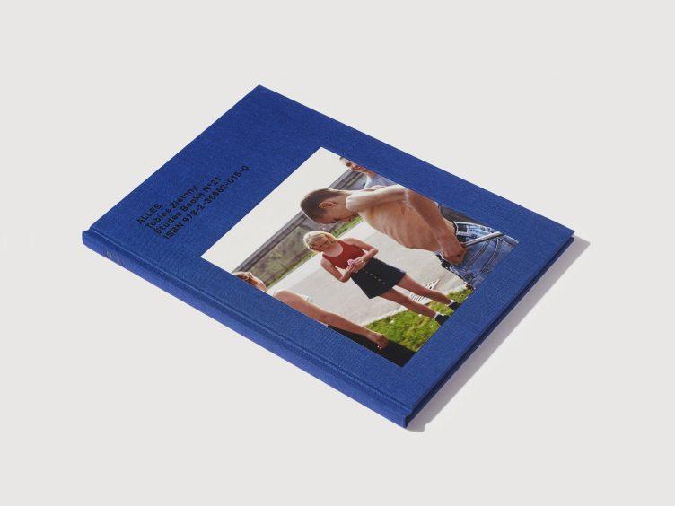 Études Books N°21 - Tobias Zielony 009