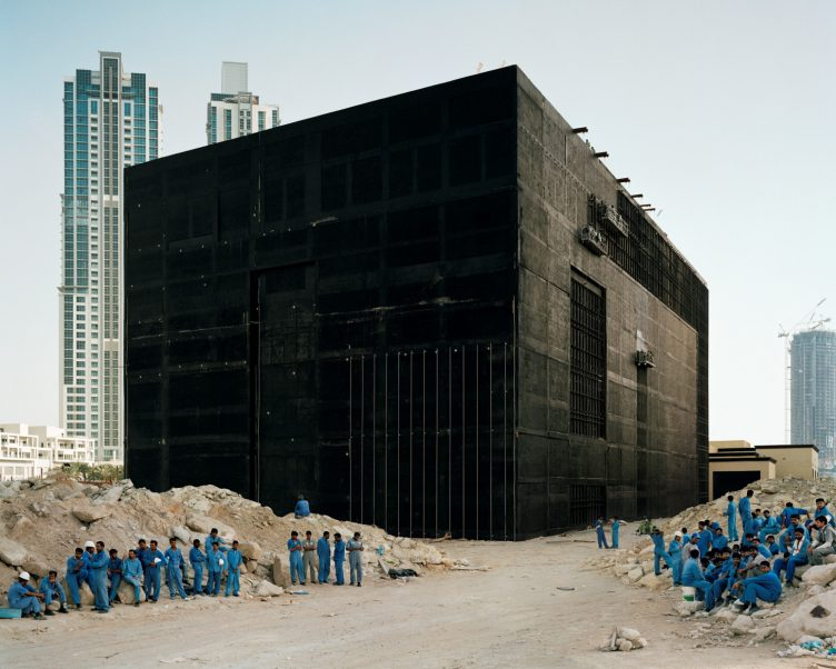 Bas Princen, Cooling Plant, Dubai, 2009