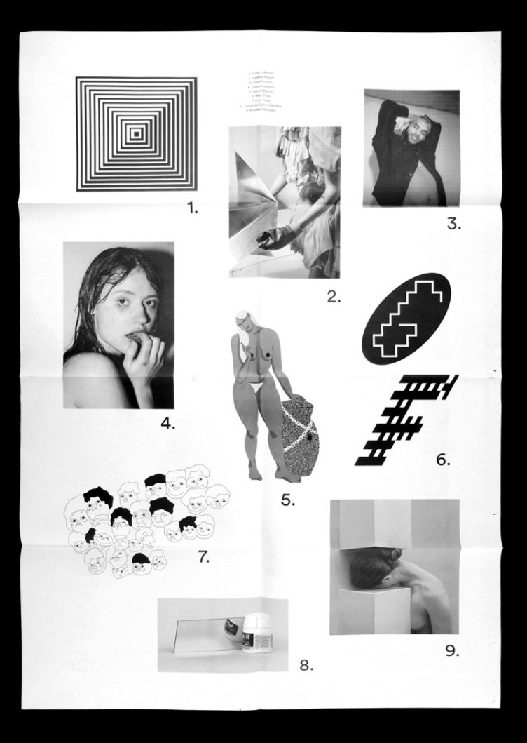 Draw Down at Printed Matter LA 002