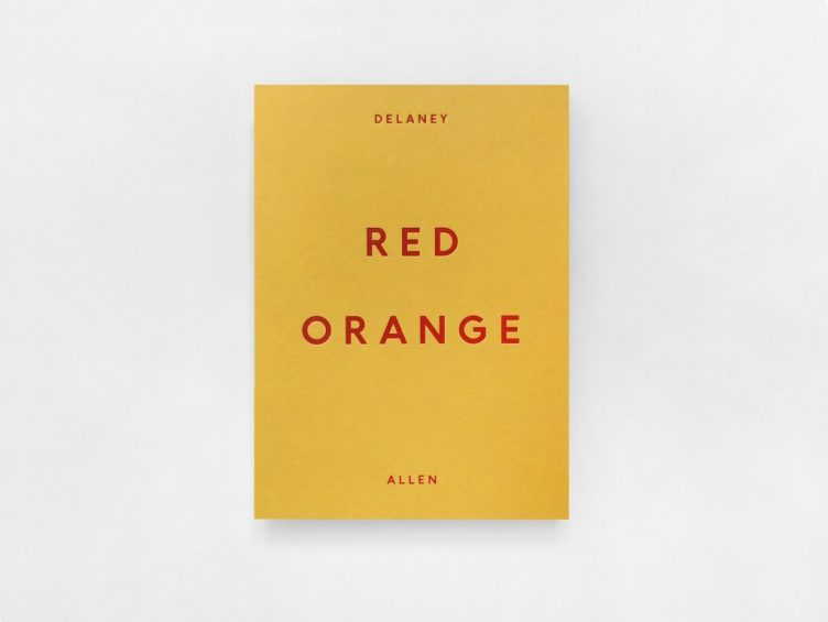 Red Orange By Delaney Allen 001