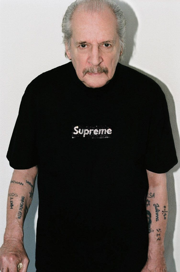 Supreme 25th Anniversary Larry Clark