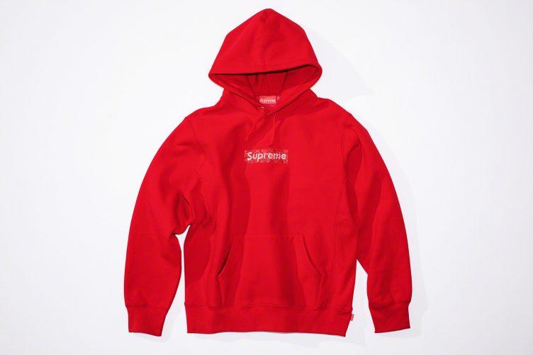 Supreme 25th Anniversary Hoodie 003
