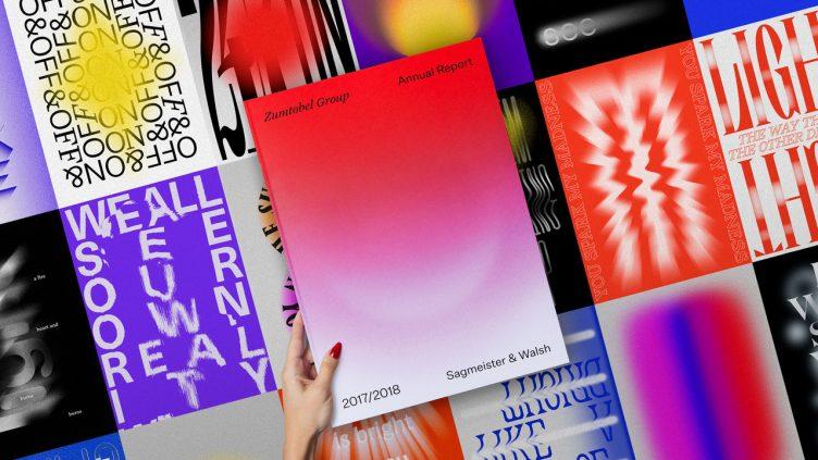Zumbtobel Annual Report by Sagmeister & Walsh 009