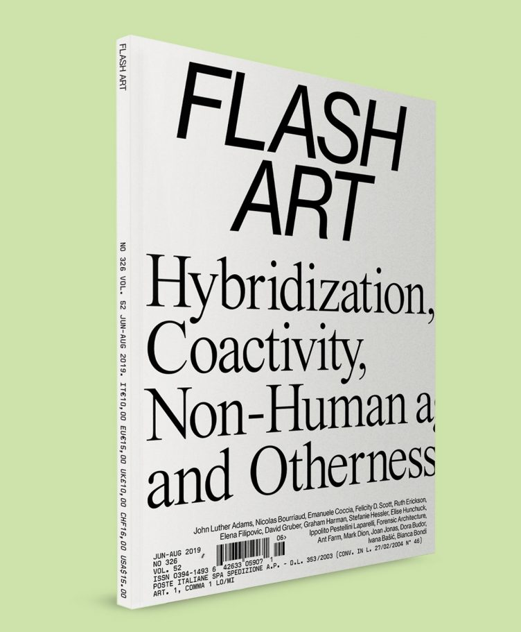 Flash Art International - Issue 326