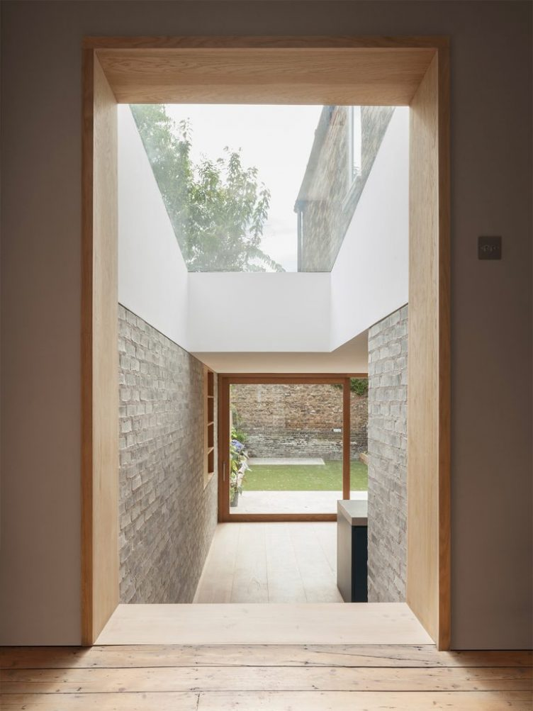 Private House, Stoke Newington, London by Al-Jawad Pike 003