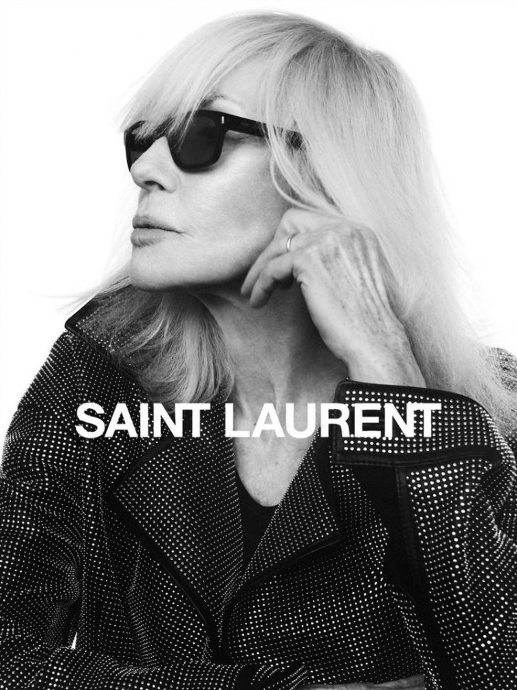 Saint Laurent Fall 2018 Campaign by David Sims 001