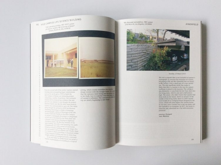 Lautner A-Z: An Exploration of the Complete Built Work Spread 001