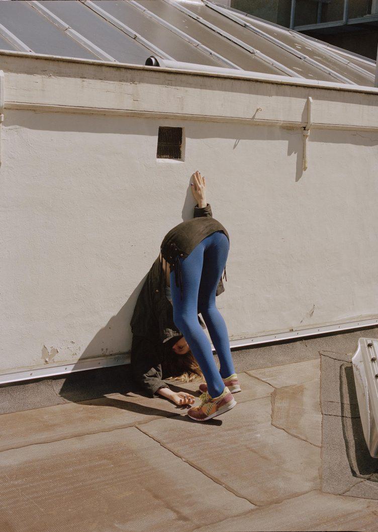 Study of Uncomfortable Positions by Melissa Schriek
