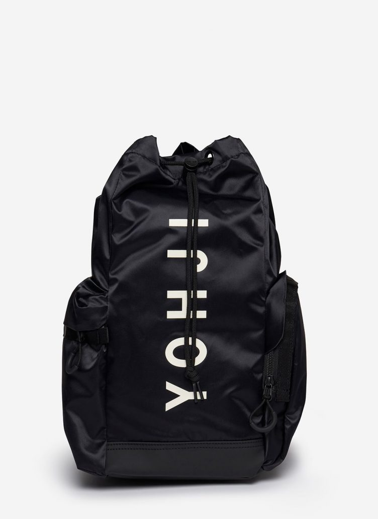 Y-3 Mini Backpack In Black 001