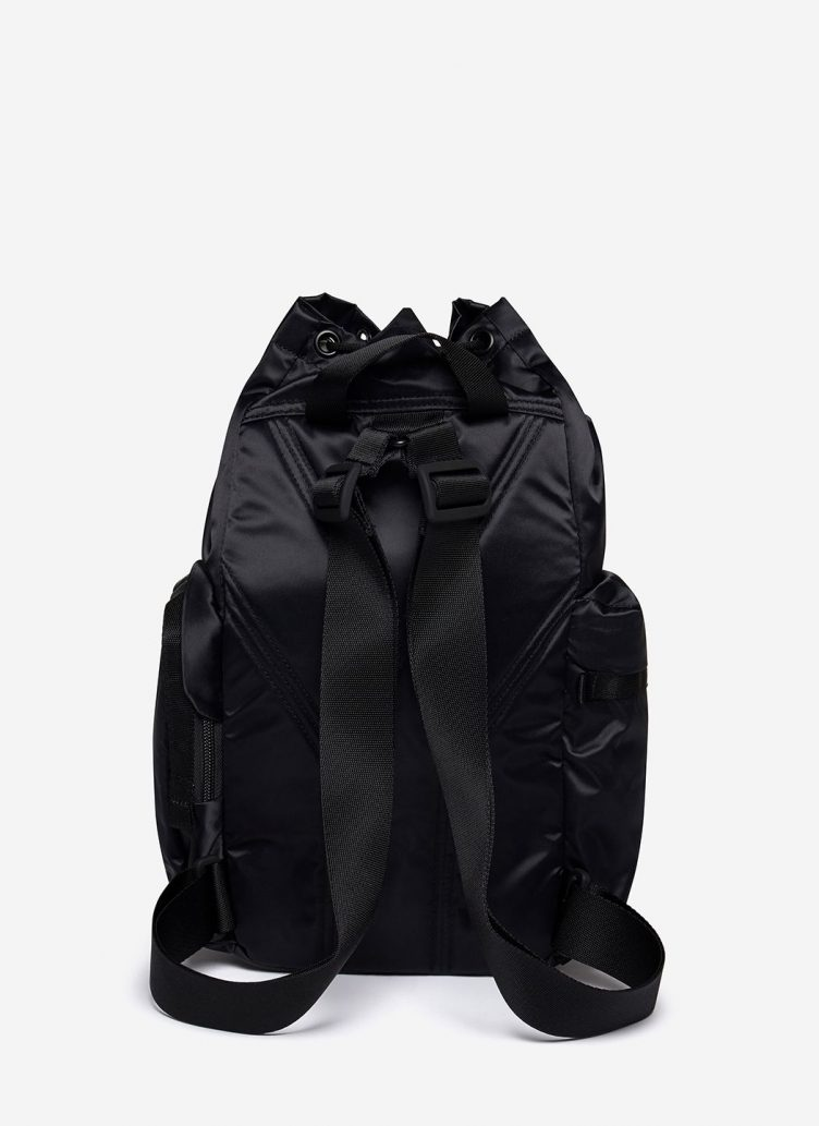 Y-3 Mini Backpack In Black 004