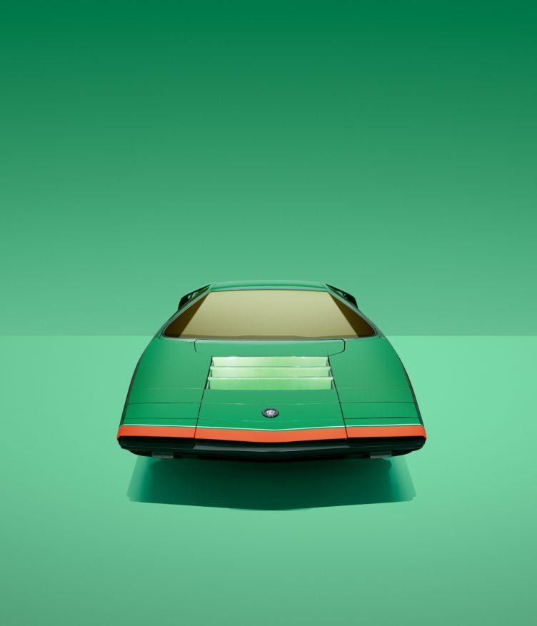 Alfa Romeo Carabo - Marcello Gandini - Bertone, 1968 001