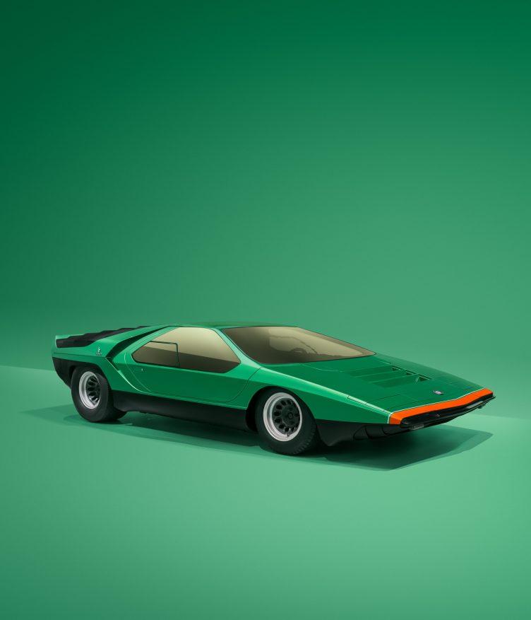 Alfa Romeo Carabo - Marcello Gandini - Bertone, 1968 003