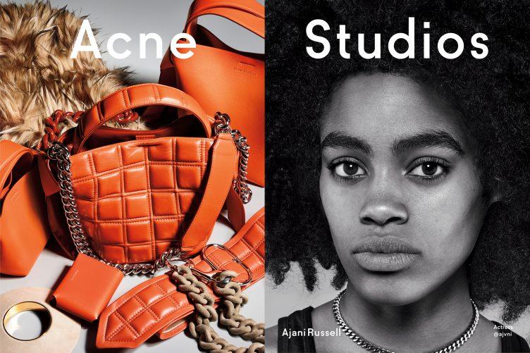 Acne Studios Fall 2019 Ad Campaign 005