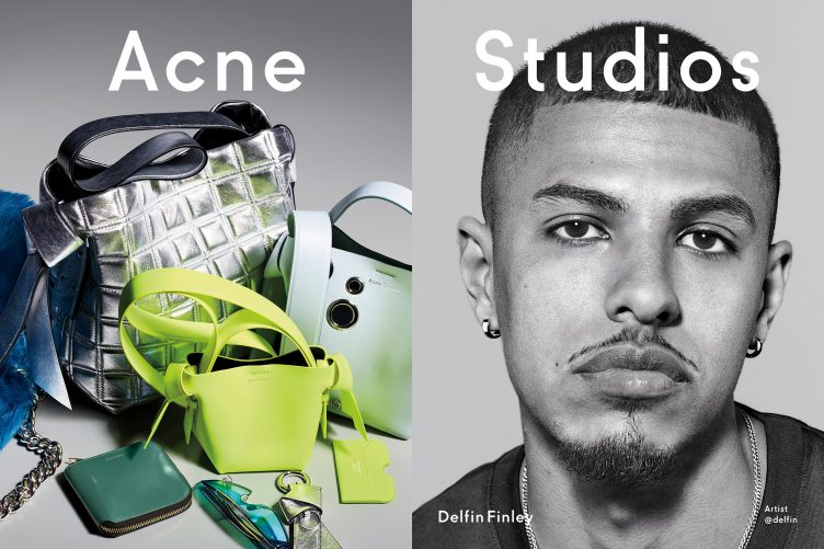 Acne Studios Fall 2019 Ad Campaign 007