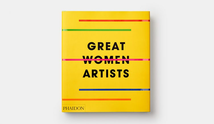 Great Women Artists - Phaidon Cover 001