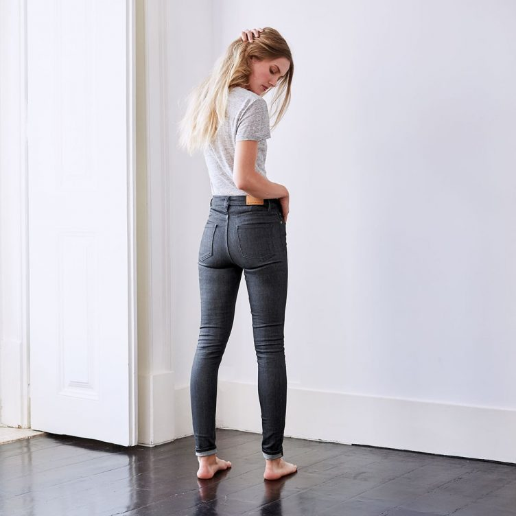 The Gina, Hiut Denim Co 002