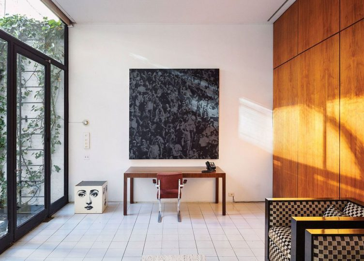 Rockefeller Guest House by Philip Johnson 004