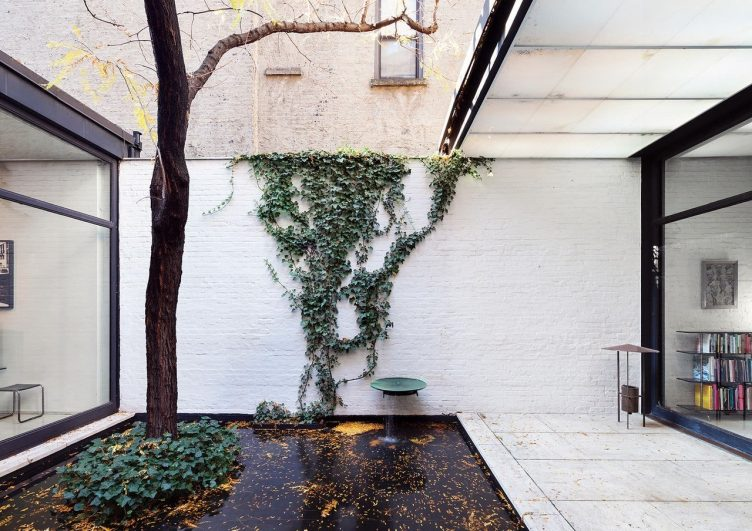 Rockefeller Guest House by Philip Johnson 005