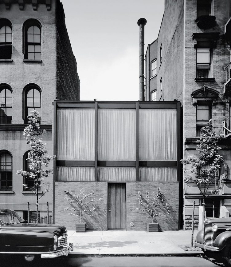 Rockefeller Guest House by Philip Johnson 006