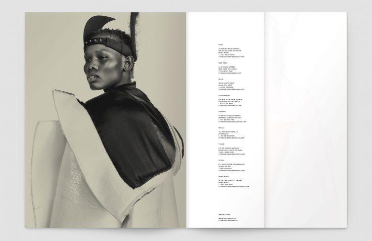 F/W18 Sisyphus Women, Rick Owens Lookbook 007