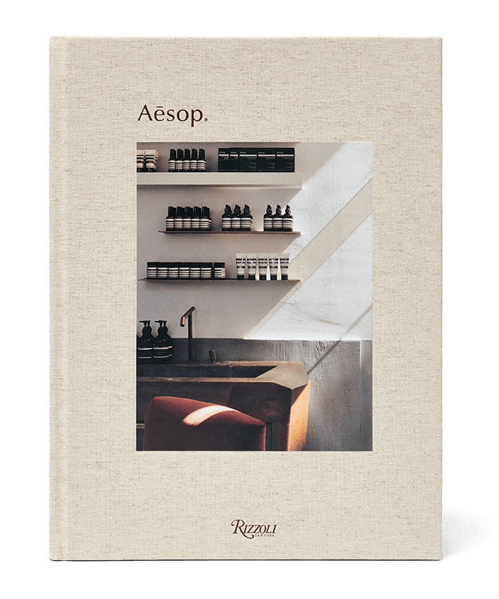 Aesop: The Book Cover 003