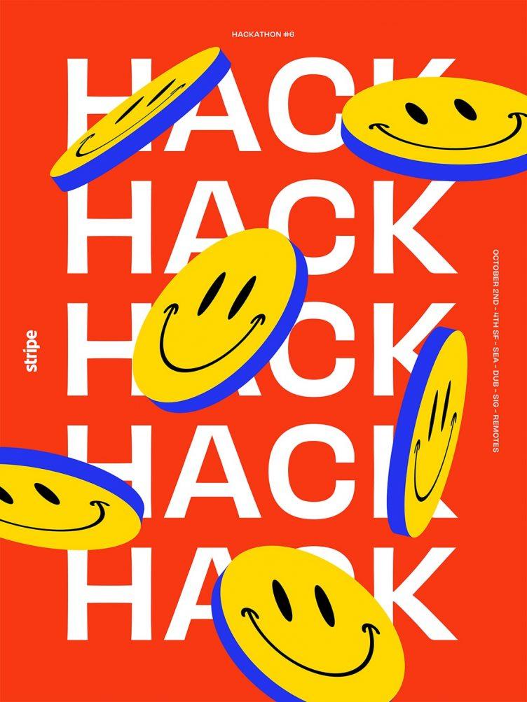 Hackathon Poster Series 002