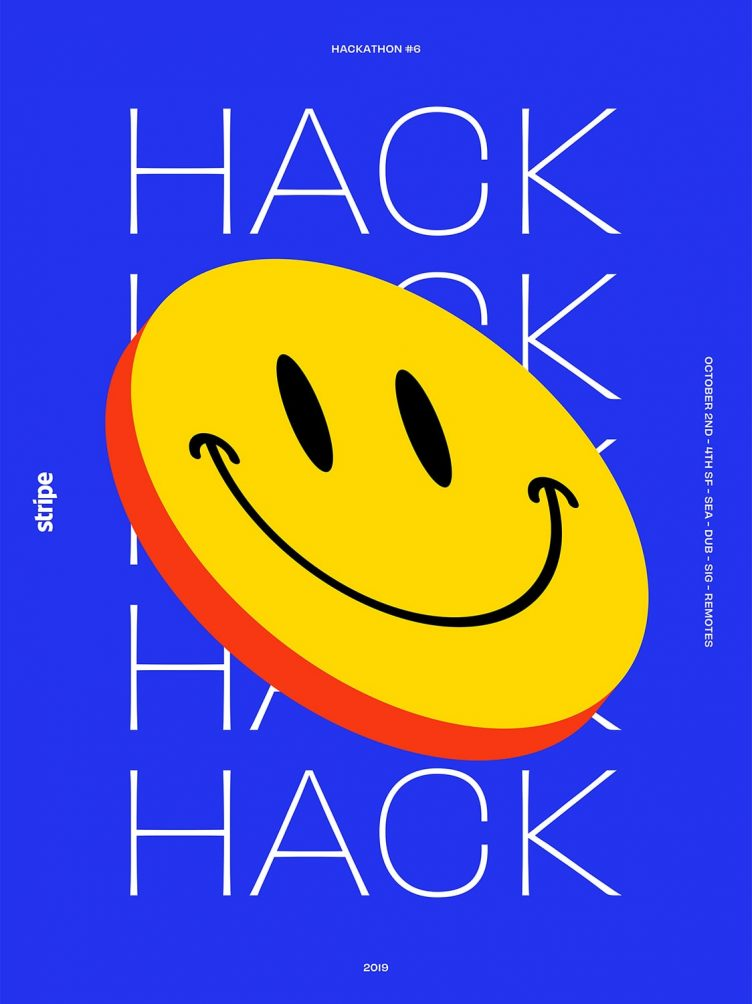 Hackathon Poster Series 001