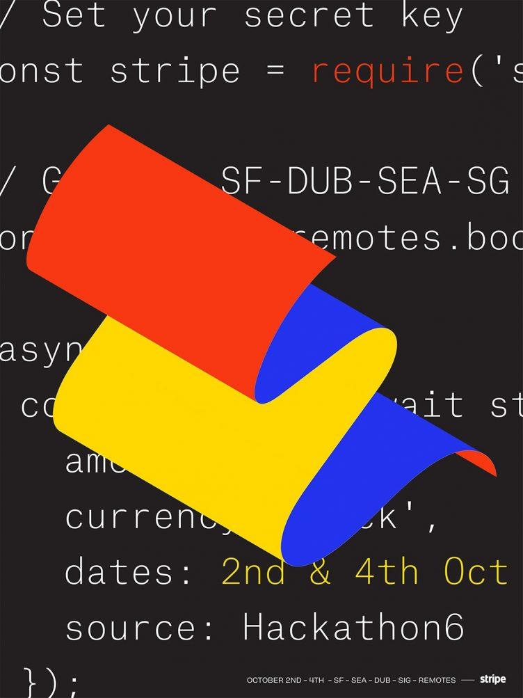 Hackathon Poster Series 003