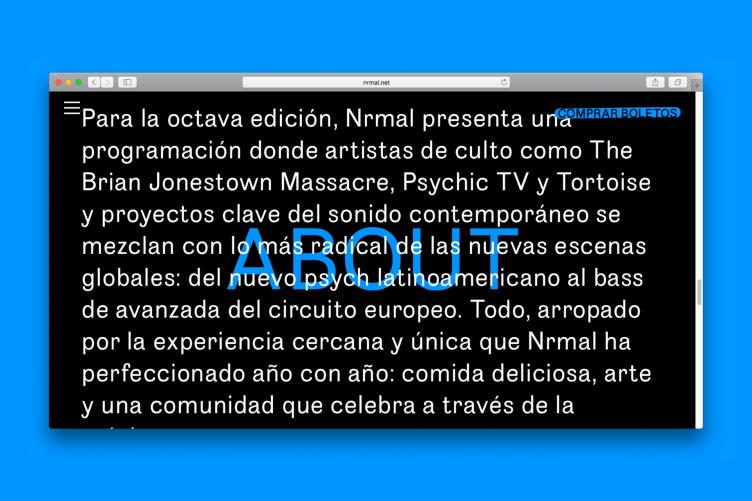 Normal Festival 020