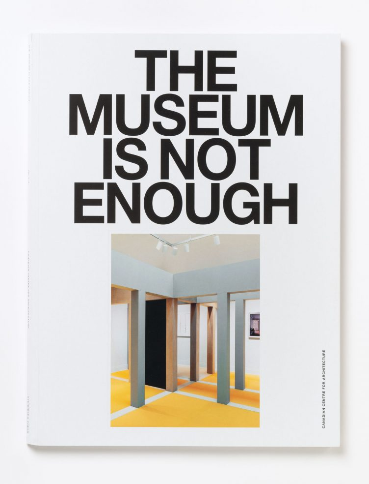 The Museum Is Not Enough Cover 001