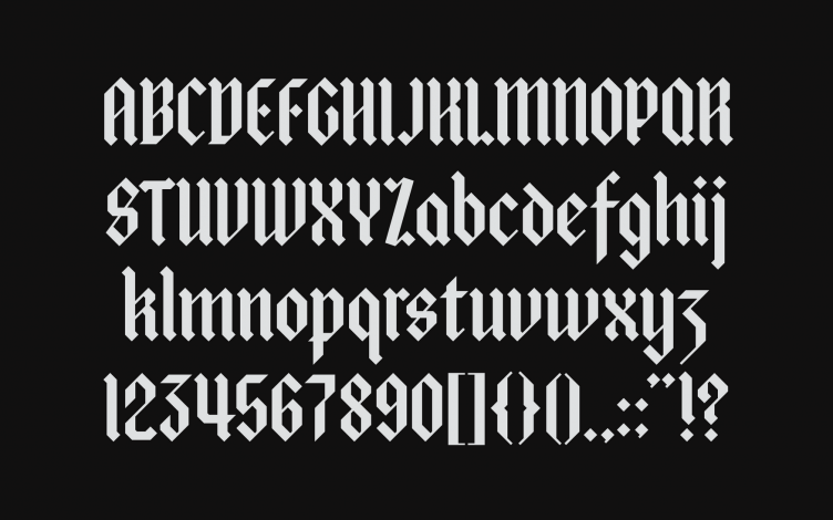 Albrecht Typography by Marius Roosendaal 003