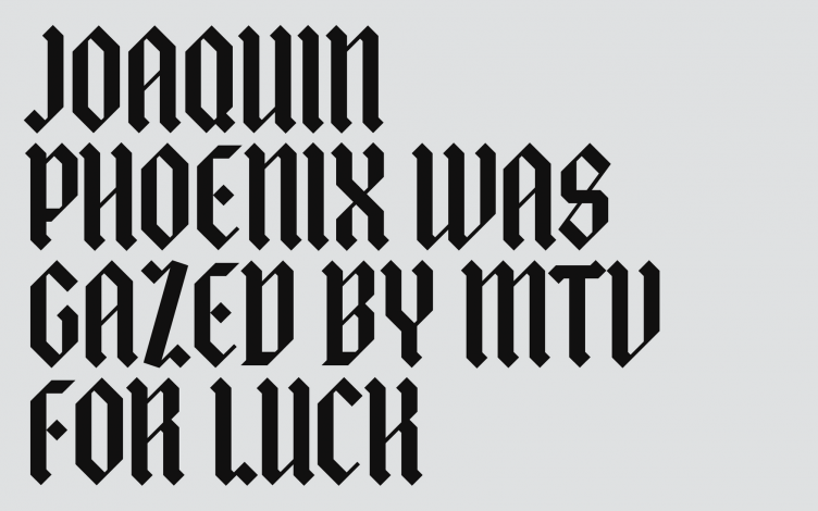 Albrecht Typography by Marius Roosendaal 004