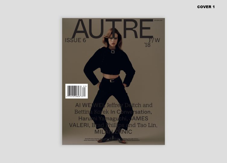 Autre Magazine Issue 06 Cover 001