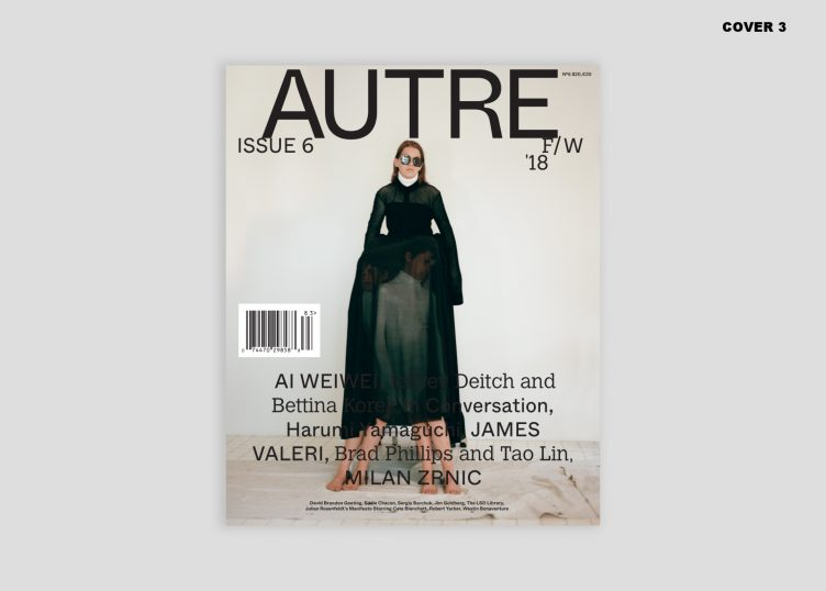 Autre Magazine Issue 06 Cover 003
