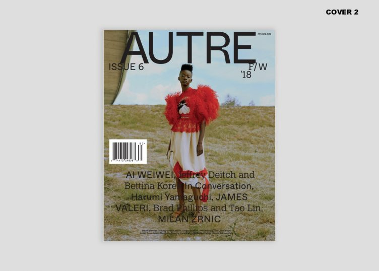 Autre Magazine Issue 06 Cover 002