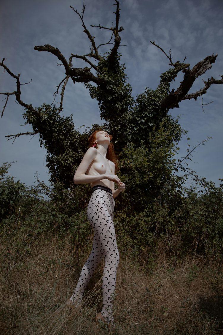 Ottavia De Lambrinie for Teeth Magazine 001