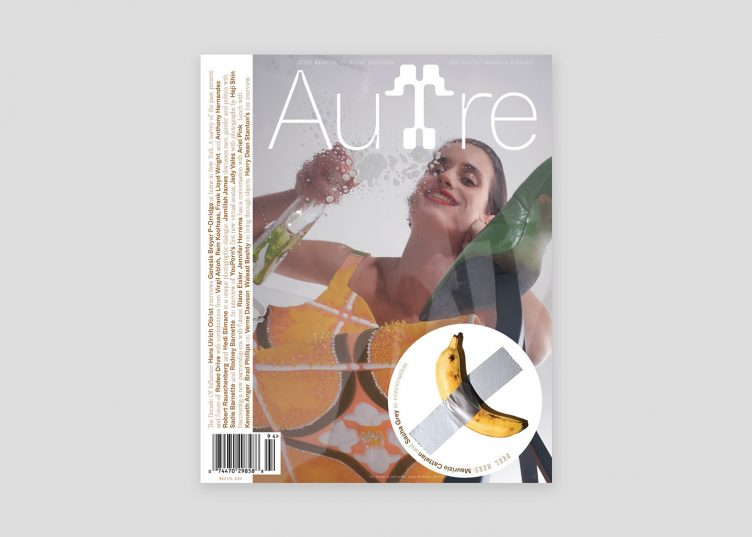 Autre Winter 2019 / 2020 The Decade Of Influence Issue Cover