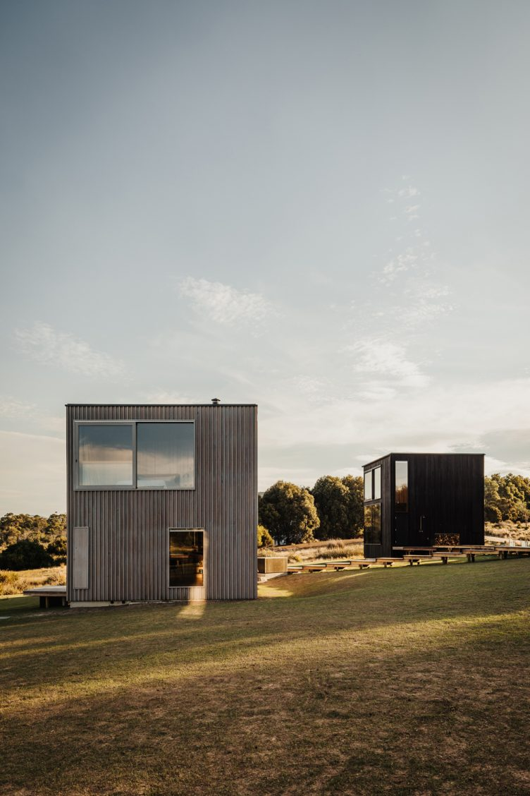 Tasmanian Retreat by Taylor + Hinds Architects 004