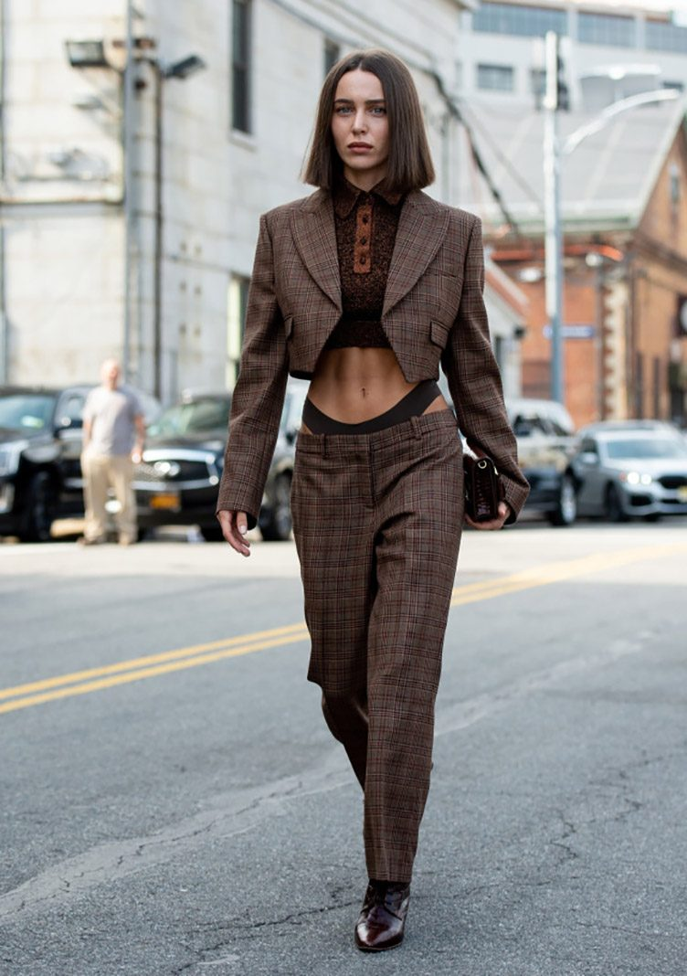 Street style at NYFW SS20 by Andrew Morales