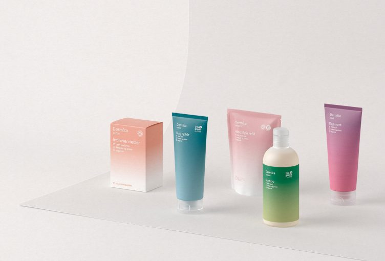 Dermica Brand Packaging by Goods 001