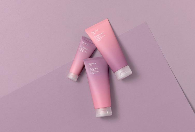 Dermica Brand Packaging by Goods 005