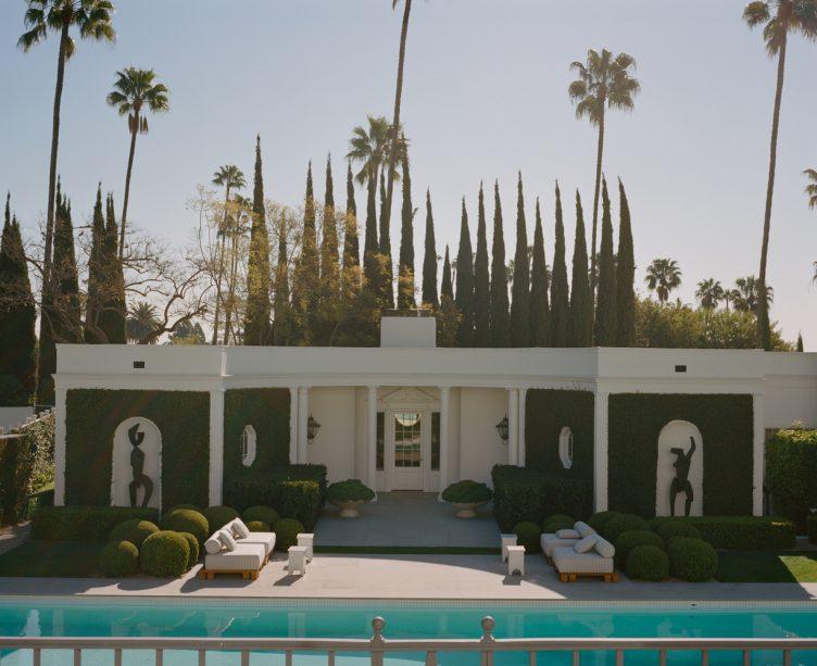 Hollywood Residence - Designer Kelly Wearstler 005