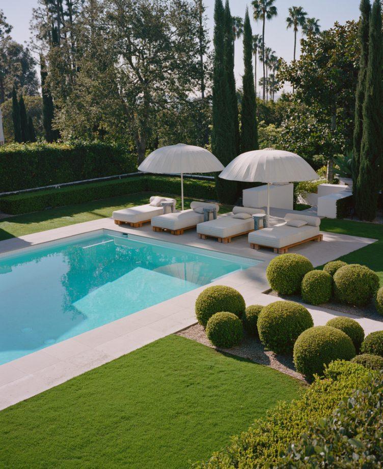 Hollywood Residence - Designer Kelly Wearstler 006