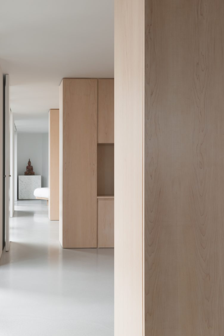 John Pawson Barbican Apartment 003